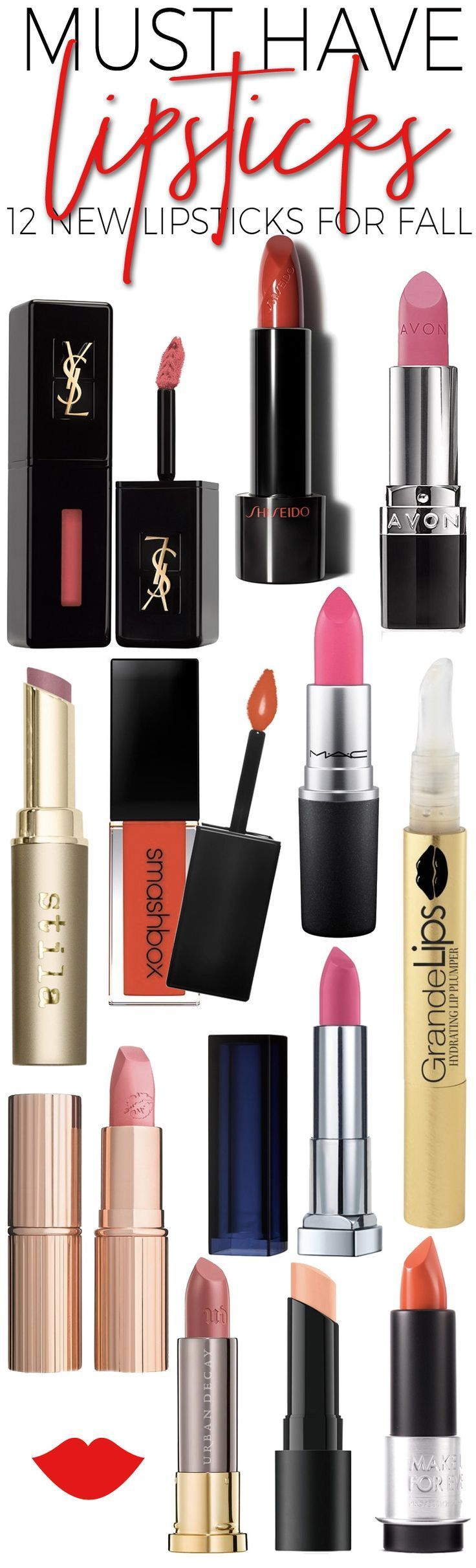National Lipstick Day: 12 Best New Lipsticks -  National Lipstick Day: 12 Best New Lipsticks. –