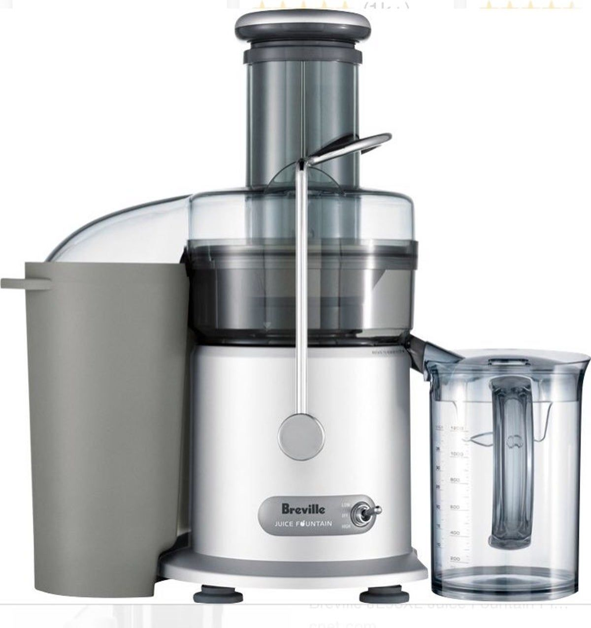 Breville Fountain Juicer #juicefast