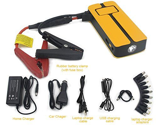 f550e64dd6d69aabef1e50dbe2bffac6 kayo maxtar car jump starter external battery charger with tool Portable Jumper Boxes at couponss.co