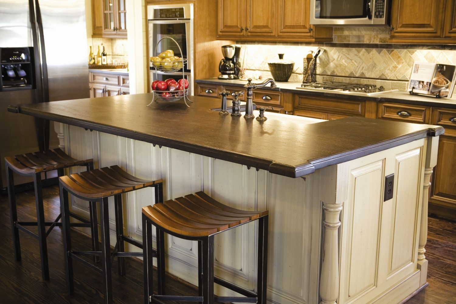 Kitchen Island With Granite Top Remodel Ideas For Small Kitchens Check More At Http