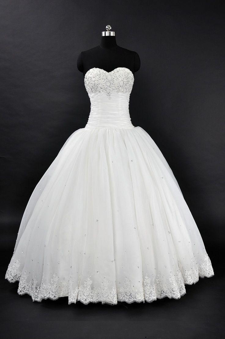 Cinderella wedding gowns cinderella style wedding dress for Cinderella inspired wedding dress
