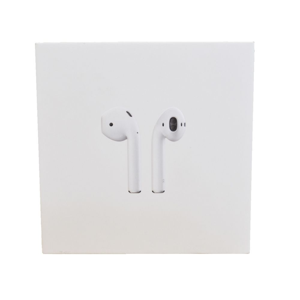 02219c9ef4fa3f Apple AirPods. Apple Airpods Charging Case. Apple Lightning to USB Cable.  CONDITION: VERY GOOD certified preowned condition. Tested working/100%  fully ...