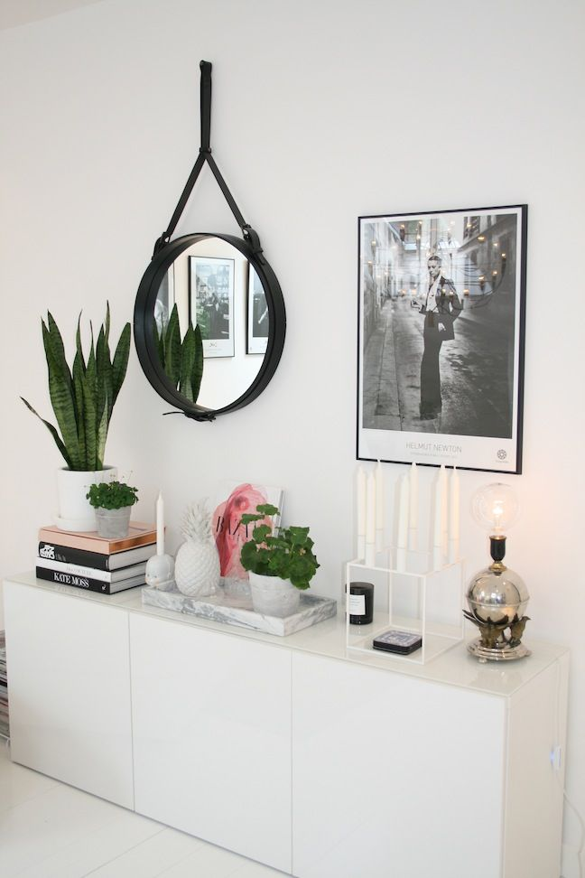 Sideboard snygga detaljer STYLING Pinterest Interiors, Living rooms and Room