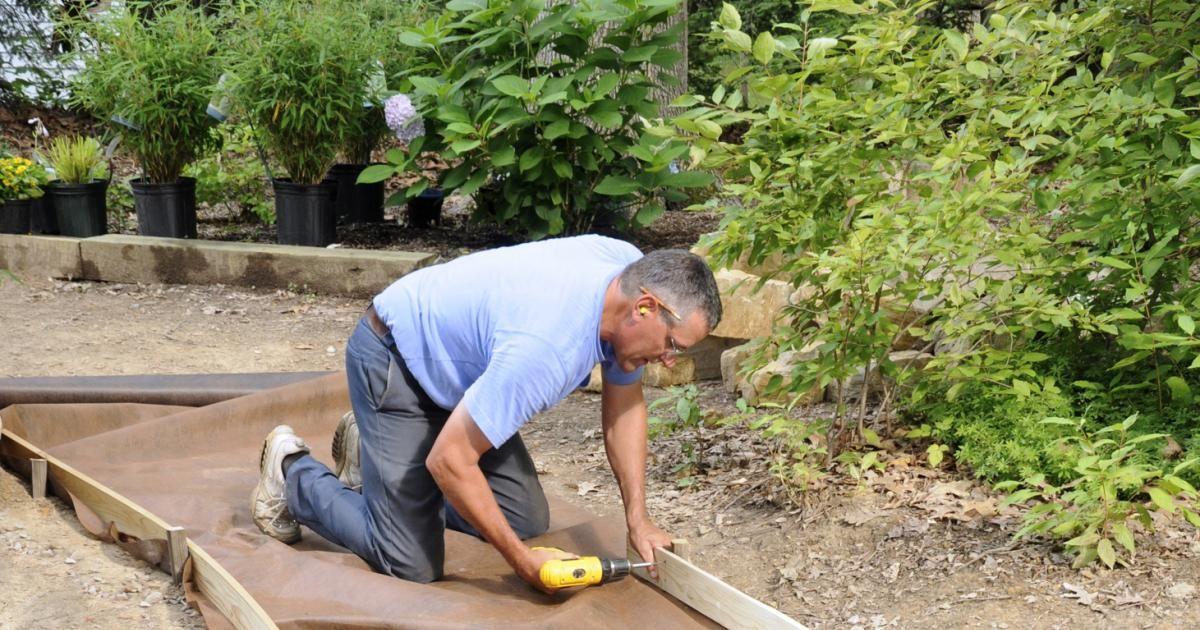 gartenwege richtig anlegen | mehr ideen zu gartenweg, haltbar und, Gartenarbeit ideen