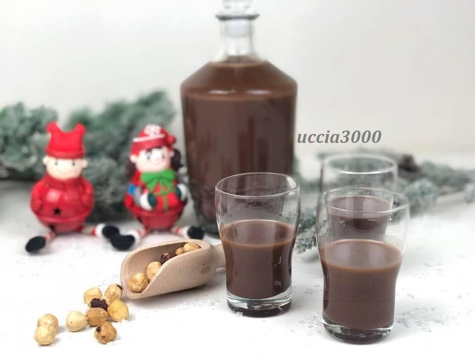 Ricetta Nutella Uccia3000.Pin Su Ricette Uccia3000