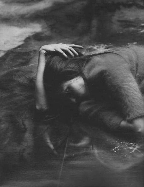 Lara Stone by Mario Sorrenti