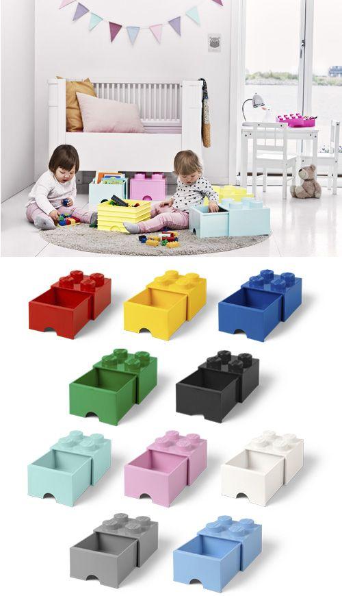 Giant LEGO Storage Brick Drawers   Medium