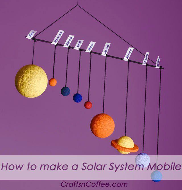 pre made solar system model - photo #23