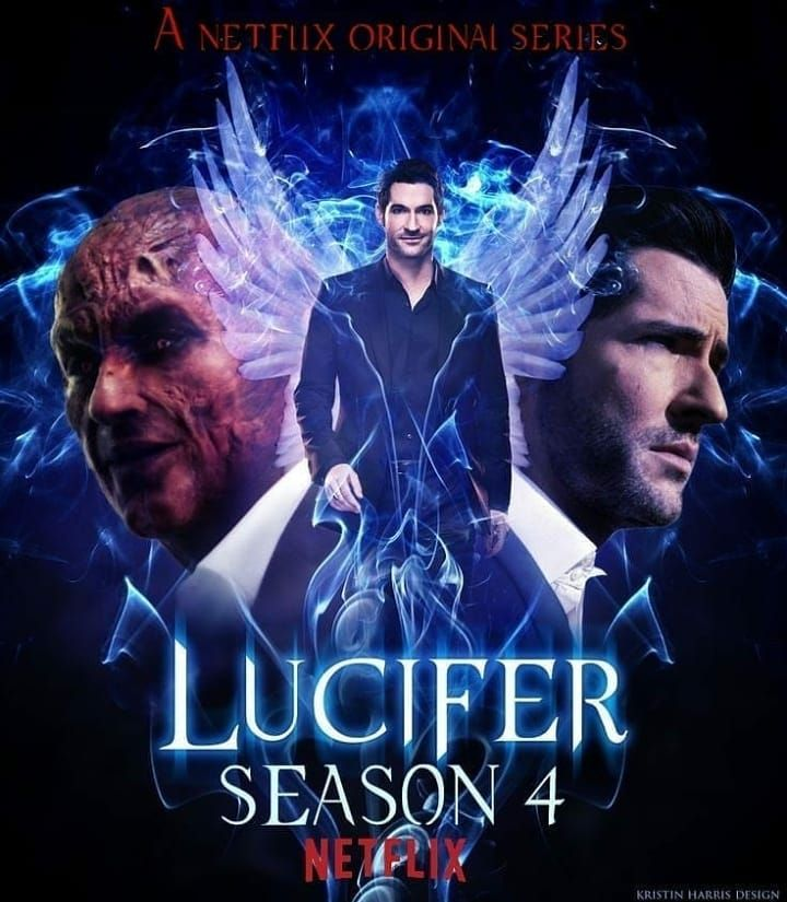 "Lucifer Morningstar In Lucifer 2 2016: Lucifer Morningstar 😈 On Instagram: ""season 4 LUCIFER Part"