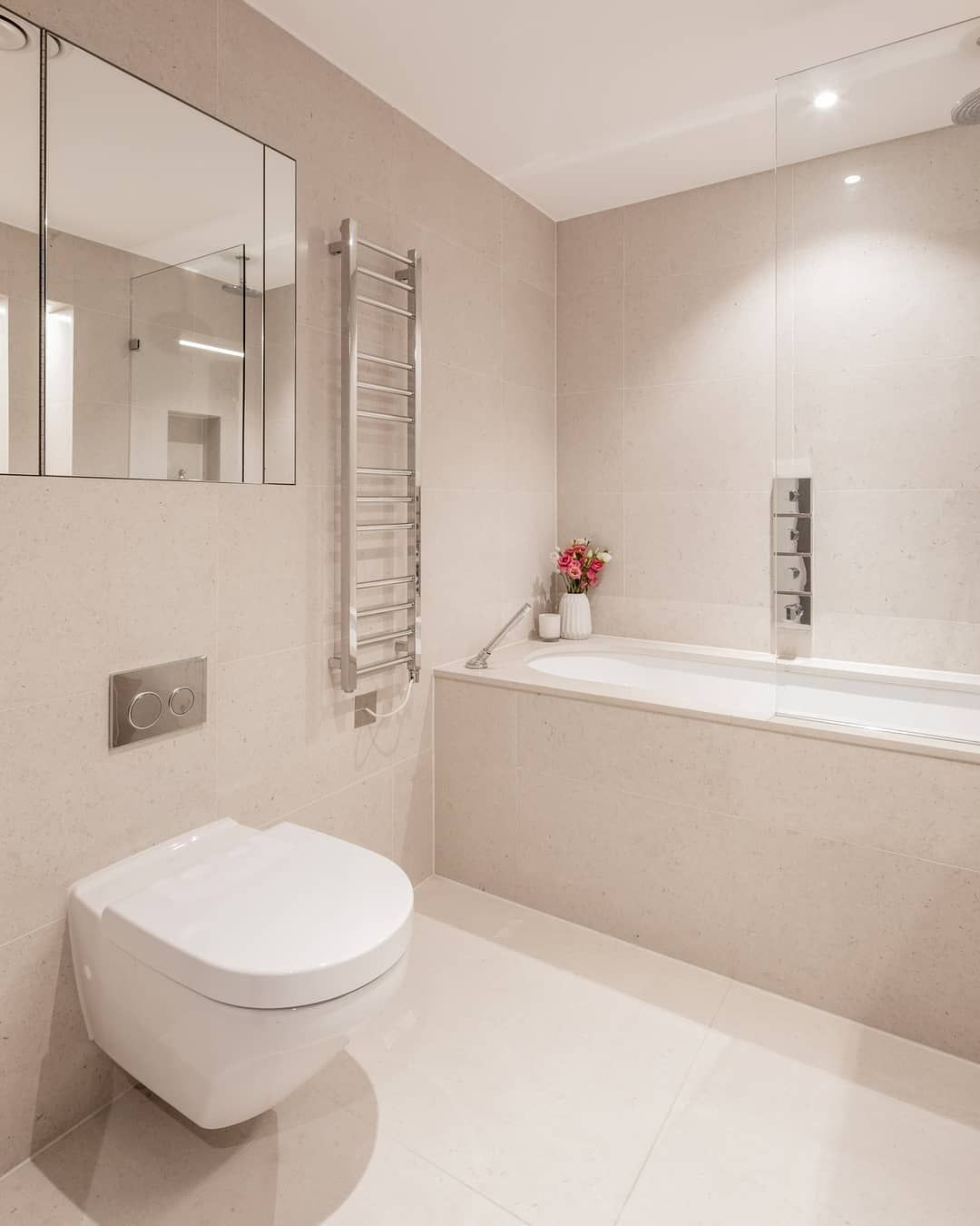Does your bathroom look as good as the one at our Wellington House