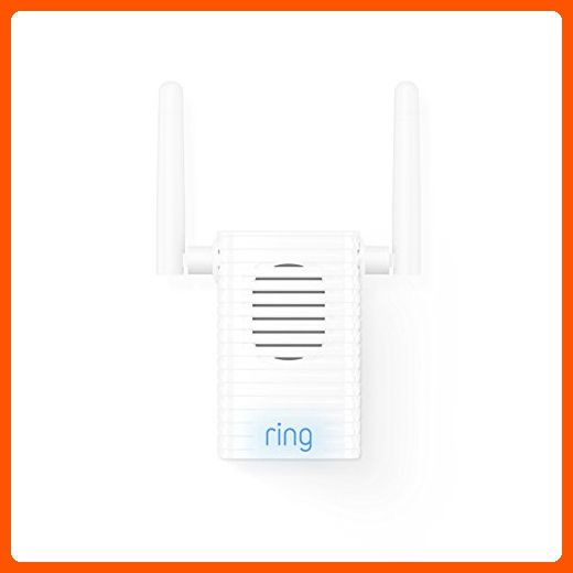 Ring Chime Pro Indoor Chime And Wi Fi Extender Only For Ring Network Devices Home Smart Home Amazon Partner Link Ring Network Ring Video Doorbell Wifi