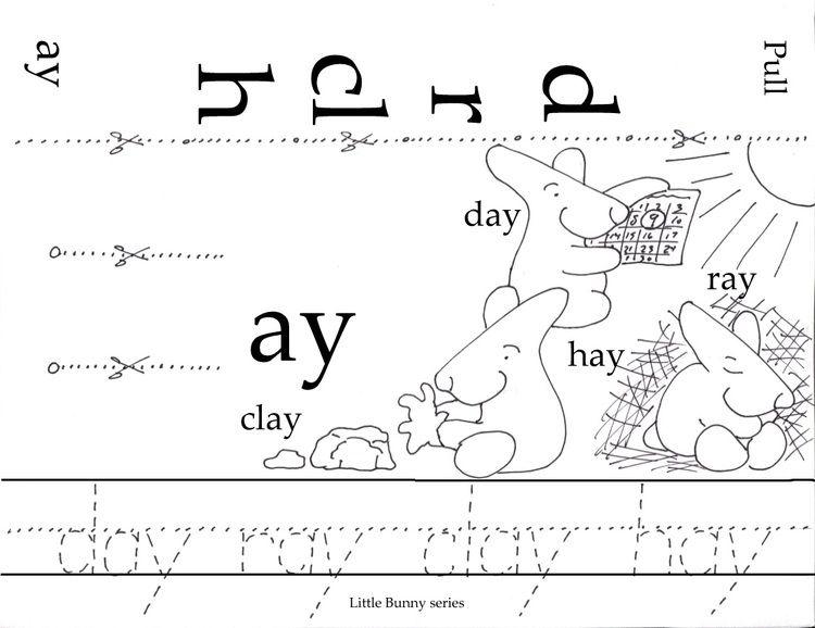 Ay Phonogram Pdf Reading Worksheets Kindergarten Worksheets Kindergarten Addition Worksheets Phonogram worksheets for kindergarten