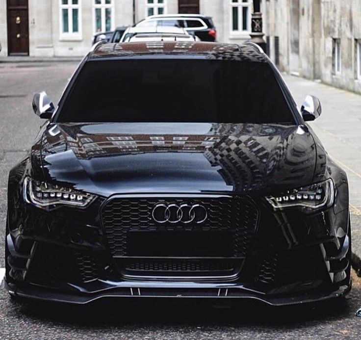 BOOM!! How About That For An Audi ♠️ #MotorHappy #Cars