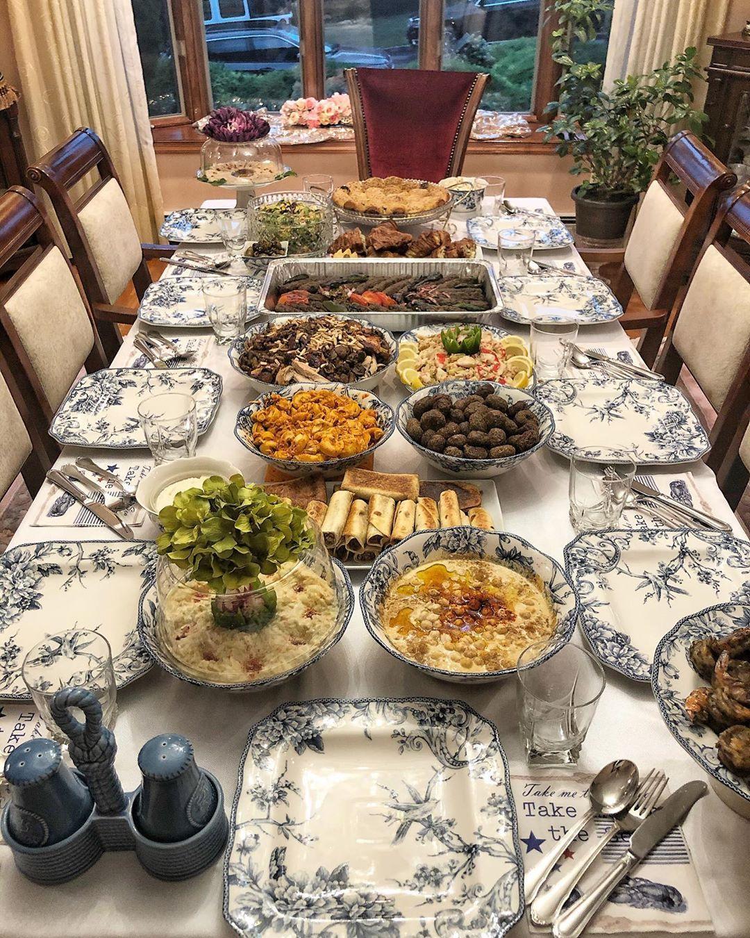 Mays S Creations For Home On Instagram احبائي و عائلتي بتشكركم لوجودكم بحياتي و لدعمكم و محبتكم مستمتعه برسائلكم اللطيفه جدا و Middle Eastern Cuisine