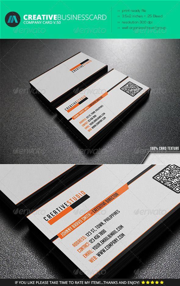 Intenseartisan Business Card Vol 50 Minimal Business Card Cards Business Cards