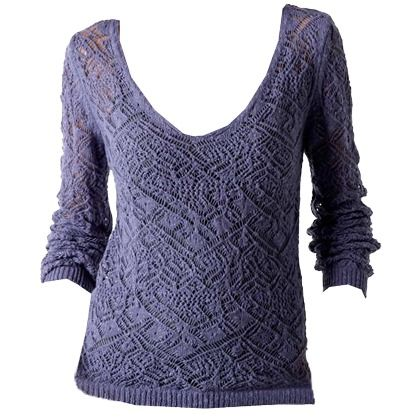 Toller Lilafarbener Pullover Von Promod Der Angesagte Pullover
