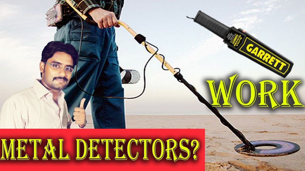 Metal Detectors? Security Check? Gold Mining? Explained In