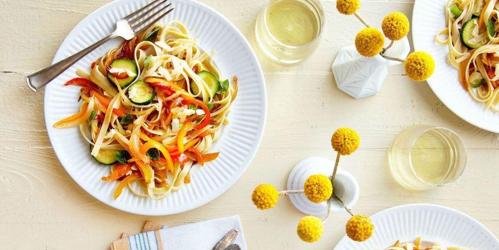 Easy Pasta Recipes, From LemonGarlic to Spicy Pesto