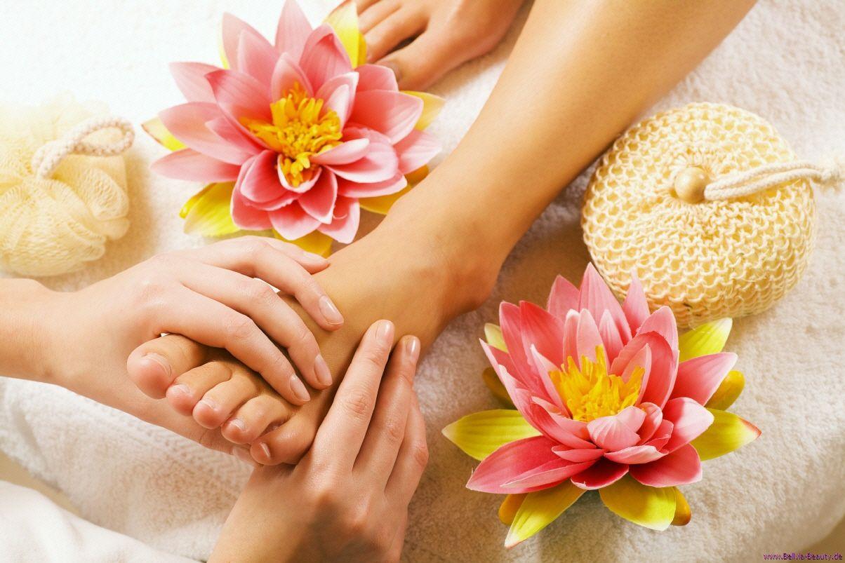 Foot massages=HEAVEN