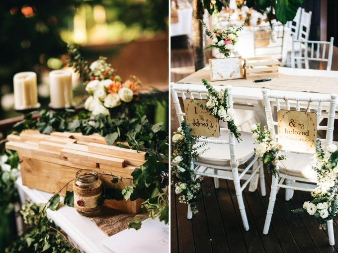 Earthy rustic wedding decoration ideas van mi dereks wedding by earthy rustic wedding decoration ideas van mi dereks wedding by bloc memoire photography junglespirit Image collections