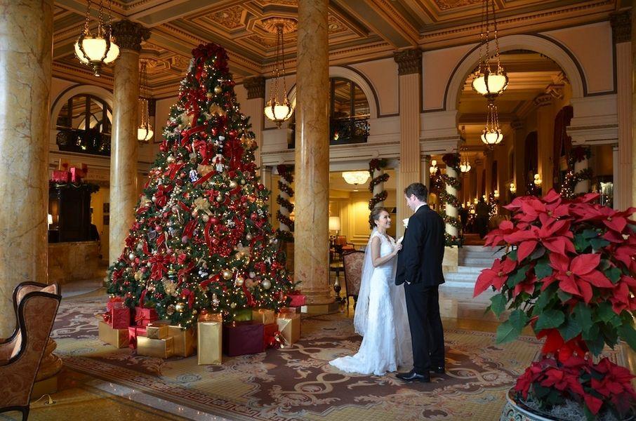 Billedresultat For Wedding Christmas