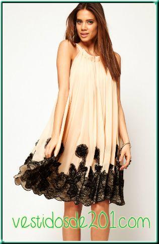 Más de 1000 imágenes sobre vestidos sencillos en Pinterest