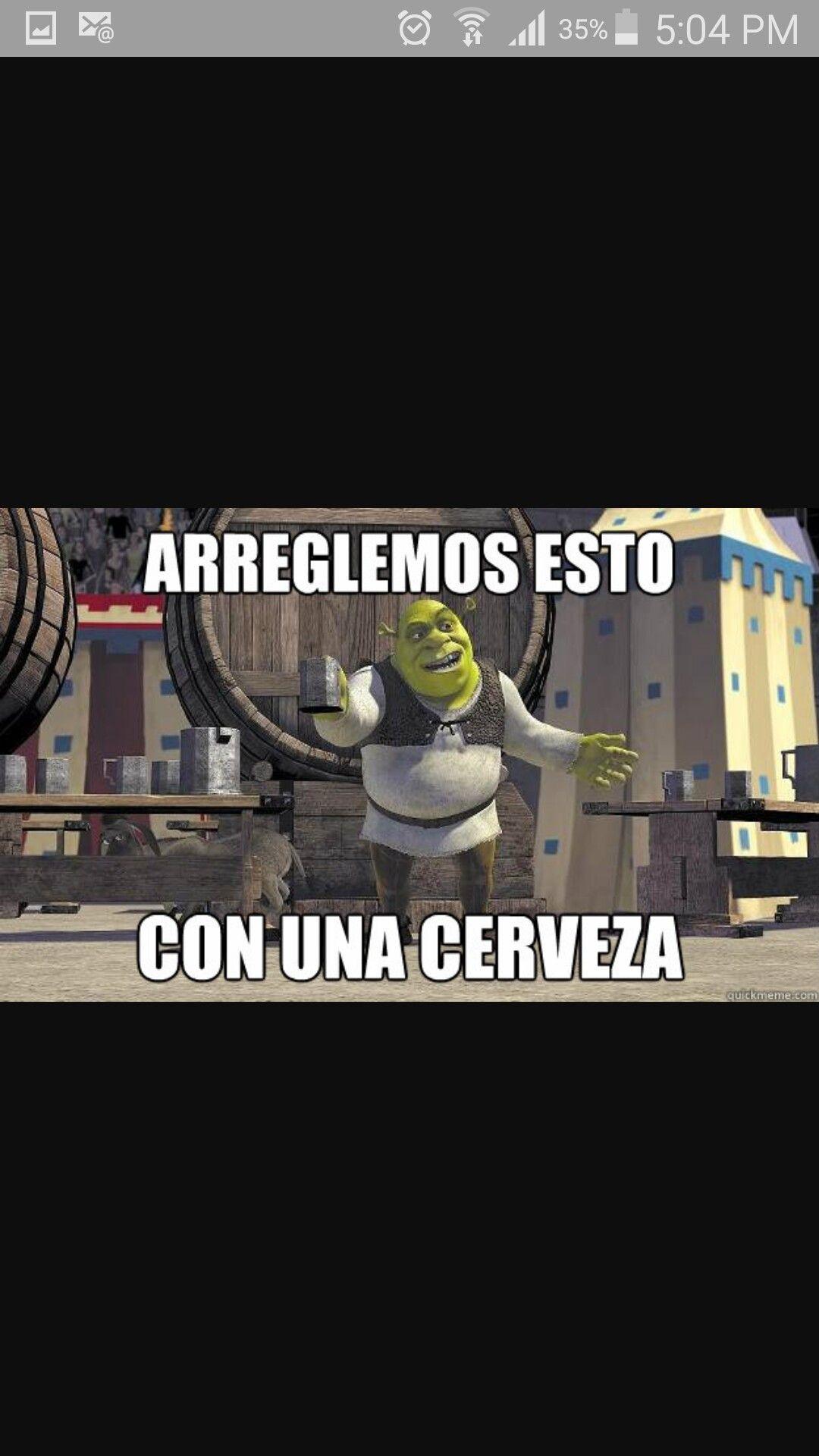 Shrek Memes En Espanol Memes Shrek Plantas Memes En Espanol