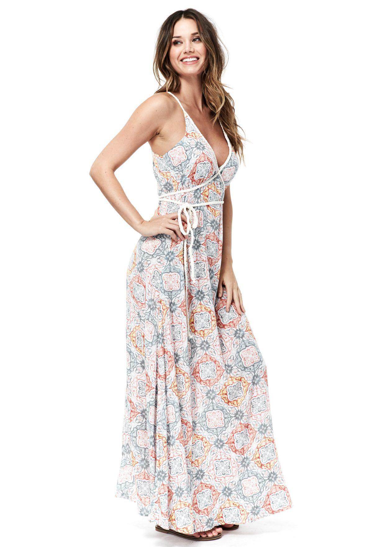 Cruise wear maxi dresses
