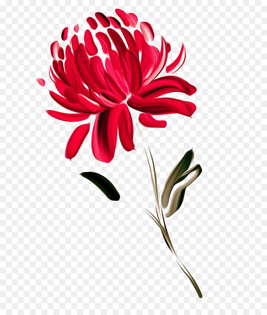 Australia Flower Painting Waratah Chrysanthemum Fig Painted Red Chrysanthemums In 2020 Pink Watercolor Flower Chrysanthemum Watercolor Flower Art Painting