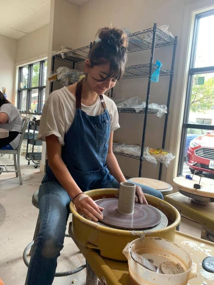 Anam cre pottery studio pottery classes kids activity