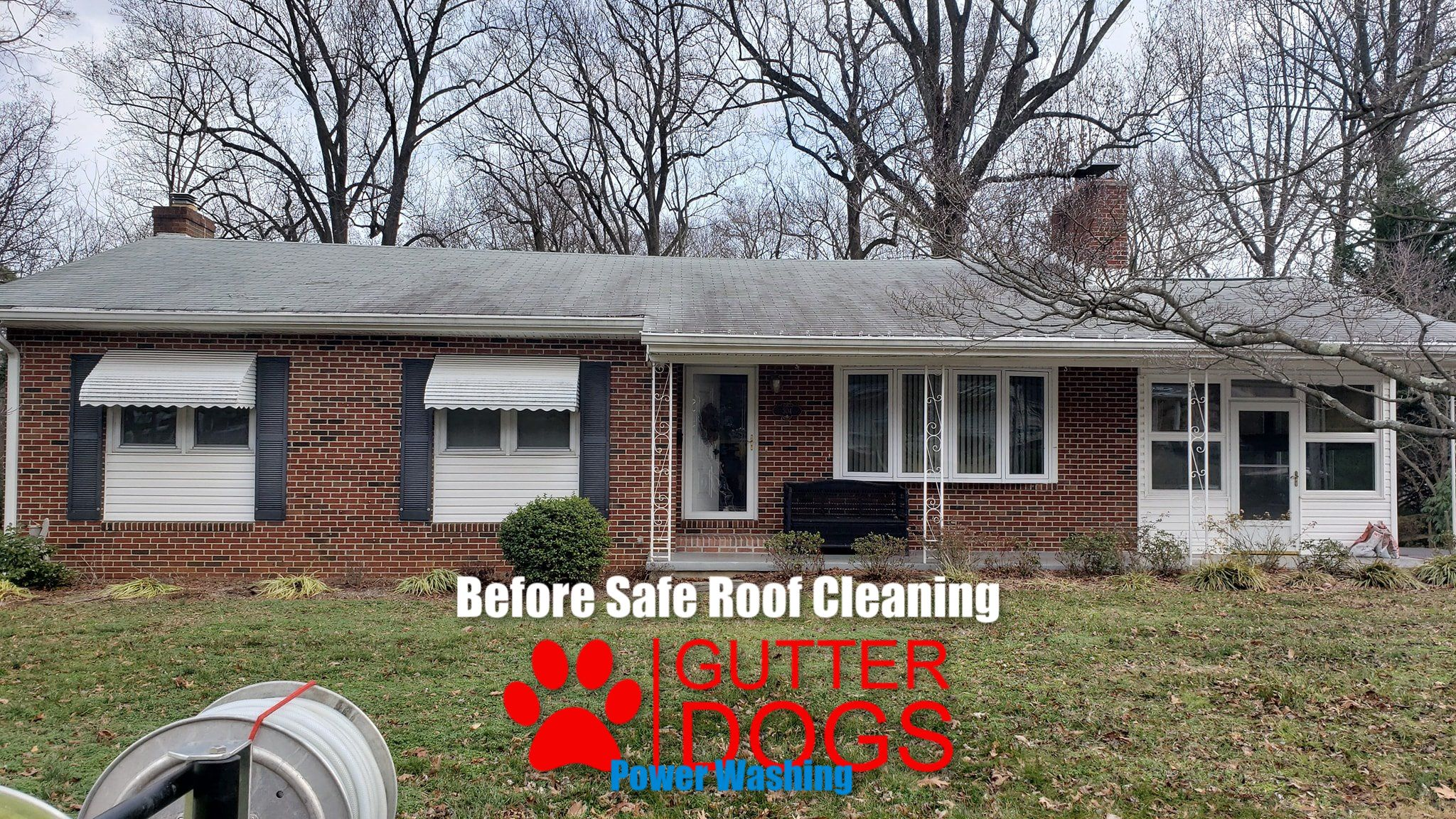 The Best Roof Cleaning Service In Annapolis Maryland Call 240 355