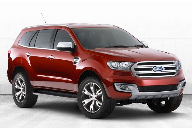 Ford Australia Has Revealed A New Concept Suv Concept Previews