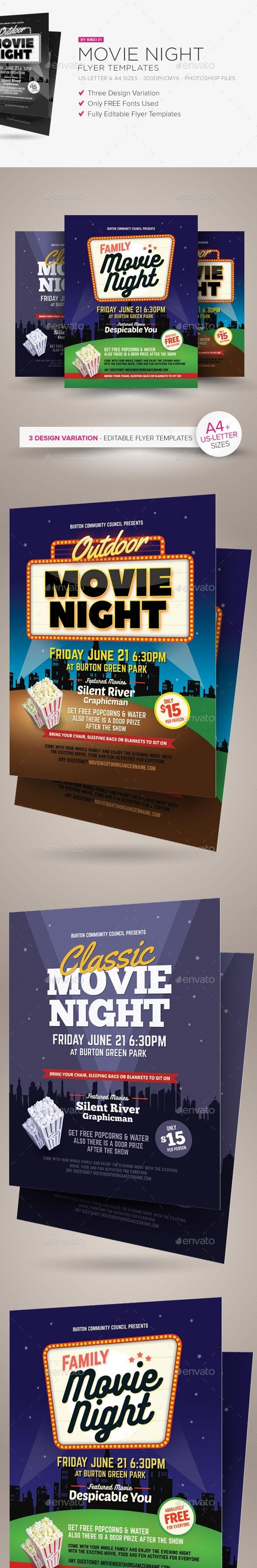 Ad Ads Advert Popcorn Classic Community Event Family