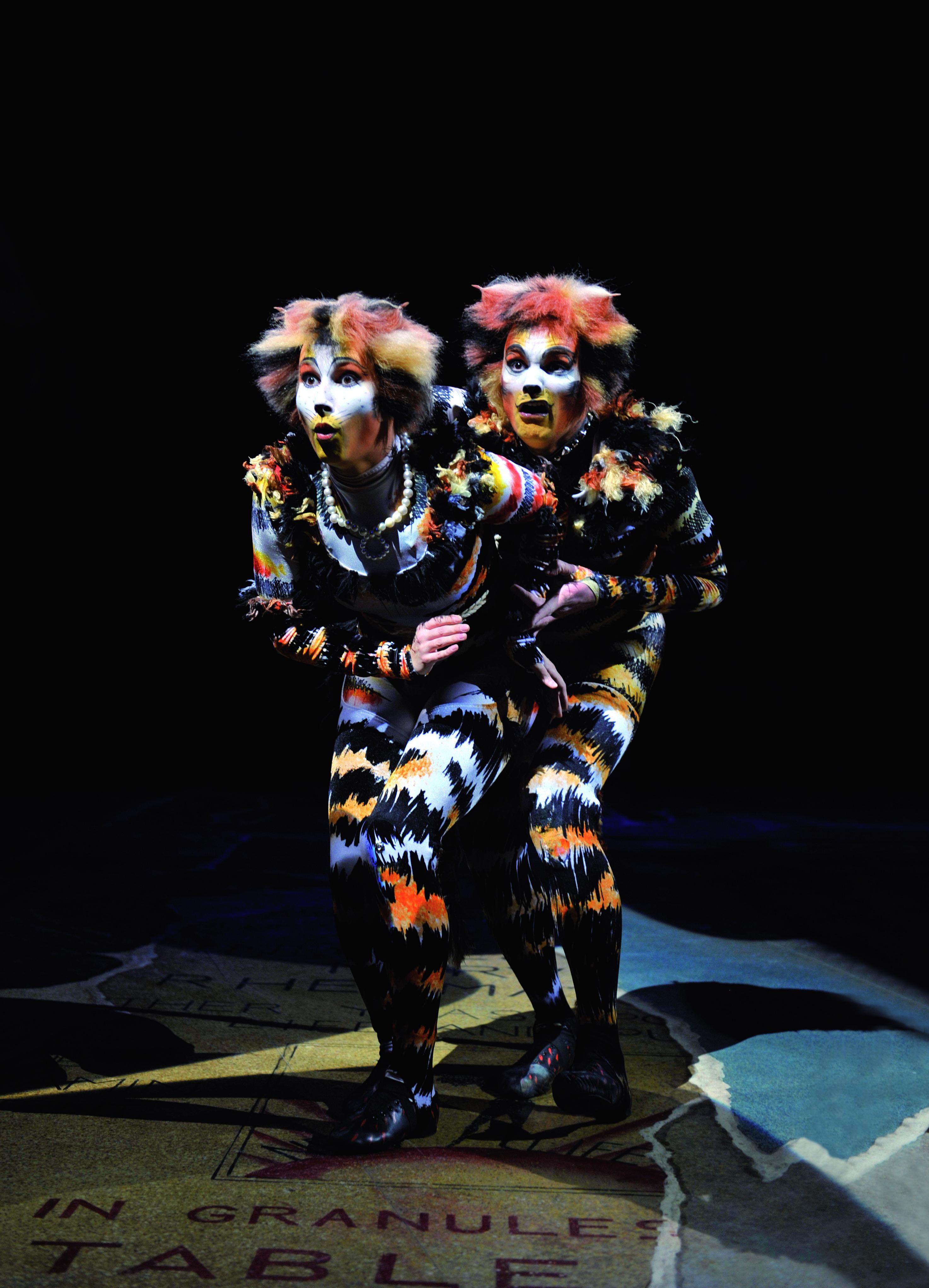 Mungojerrie & Rumpleteazer Jellicle cats, Cats musical