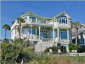 Dream home at my dream location...Isle of Palm, SC.  Next door to one of my favorite places to vacation...Charleston, SC