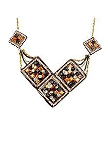 Farideh necklace #houseoffraser