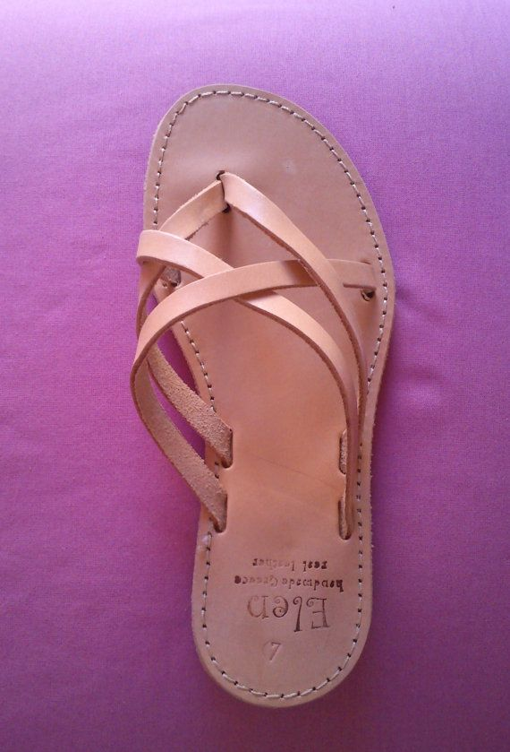 9df6117bd5613 Greek leather sandals by natasaki444 on Etsy