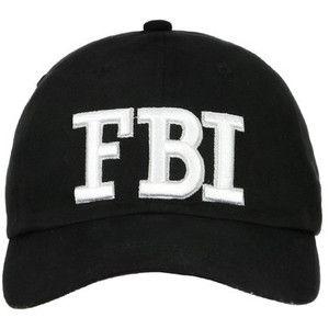 ea3763a3bc0 FBI HAT Unicorn Hat