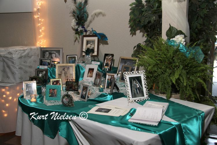 Memory Table Ideas celebration of life planner memory tree with tags for guests to write their Memory Table At Wedding The Only Thing Missing On This Table Is A Decorative