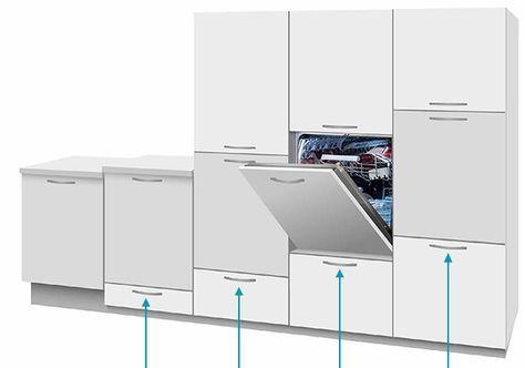 Lave Vaisselle Legerement Sureleve Meuble Lave Vaisselle Idee Rangement Cuisine Hauteur Lave Vaisselle