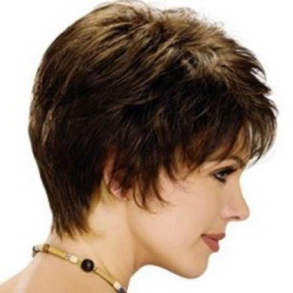 Feathered Haircuts For Short Hair
