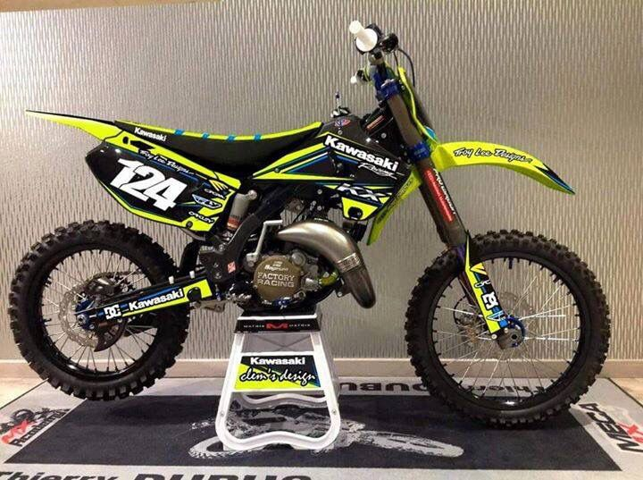 125 kx motocross supercross pinterest motocross dirt bikes and bike. Black Bedroom Furniture Sets. Home Design Ideas