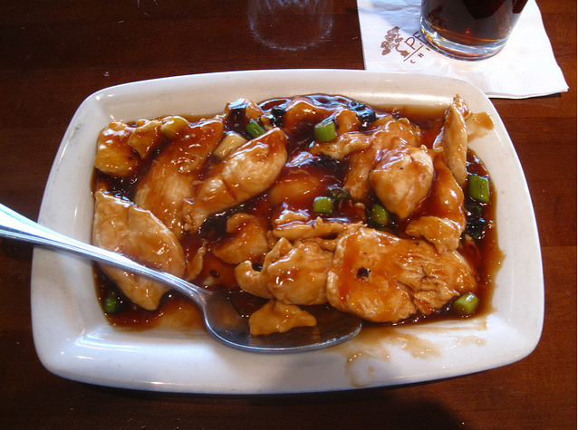 Pf changs chicken with black bean sauce make your favorite pf changs chicken with black bean sauce make your favorite restaurant starbucks recipes at black bean chickenchinese food forumfinder Gallery