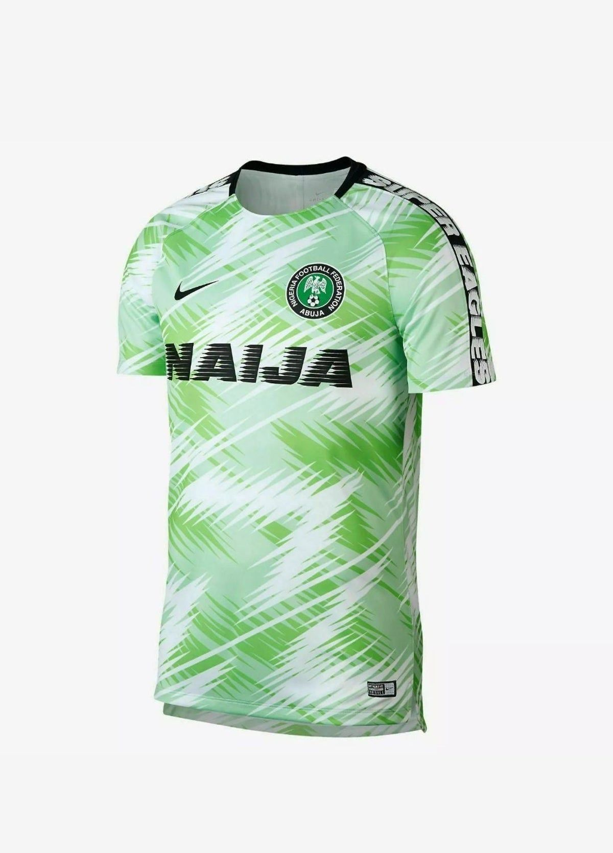 Nike Nigeria National World Cup Jersey In 2020 World Cup Jerseys Jersey Design Nigeria