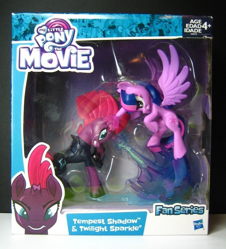 Tempest Shadow My Little Pony Sky Skiff Poseable MLP