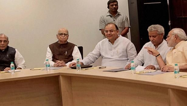 BJP Parliamentary Board to meet today to decide on Modi