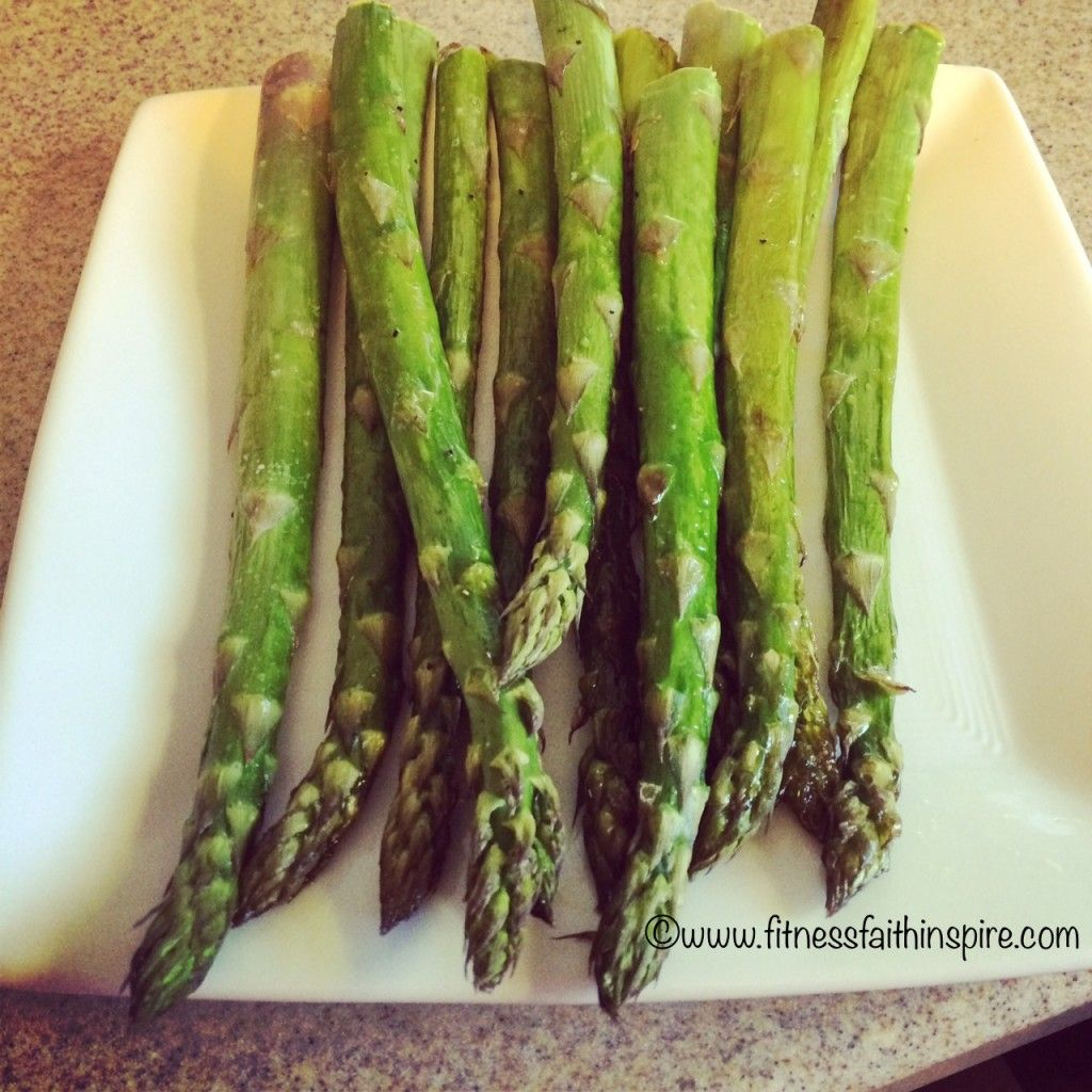 Asparagus Recipe! Yum! #eatclean #goodfood #eatbetter #greenfood #greens #vegetables #asparagus #yum #healthyliving #healthy #livebetter