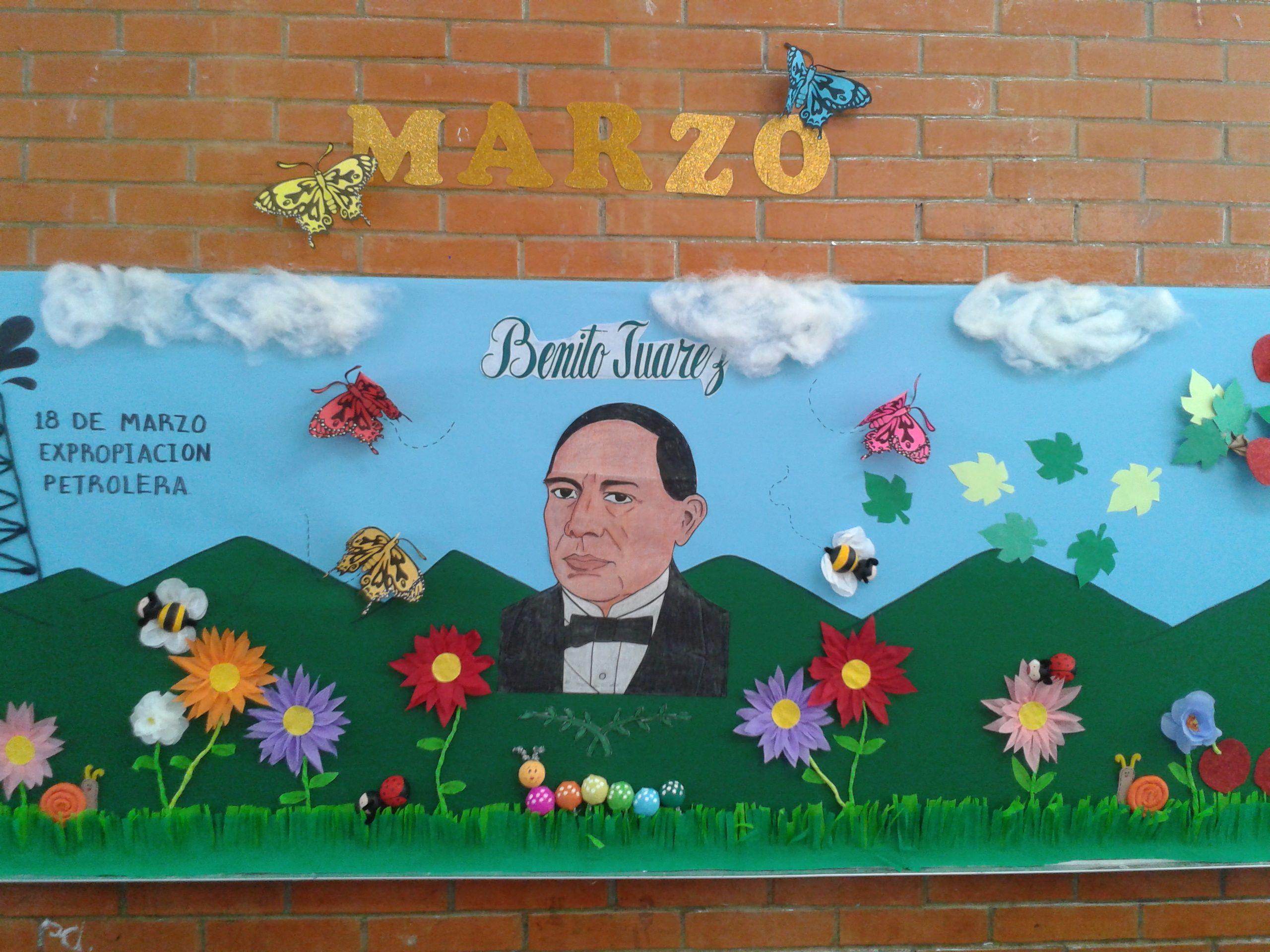Periodico mural de primavera peri dico mural pinterest for El mural de anuncios