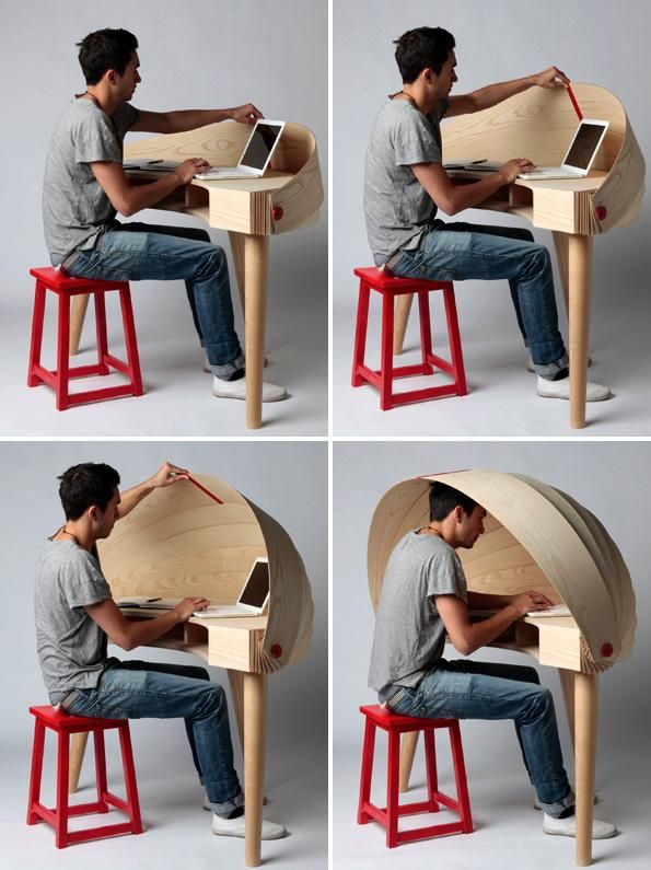 15 Creative Desks And Cool Desk Designs Creative Desks Workstations Design Desk Design