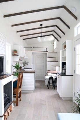 Tiny home is square feet but full of interior design apartment therapy also coastal beautiful floor plan rh pinterest